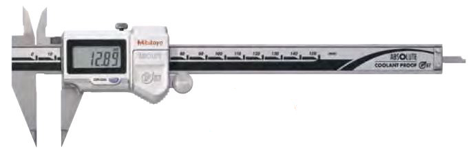 Point Caliper SERIES 573, 536 — ABSOLUTE Digimatic and vernier type
