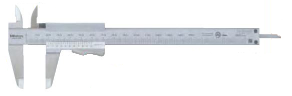 Vernier Caliper 531 Series — with thumb clamp