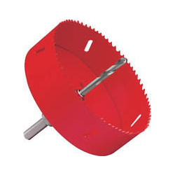 S-Lock Bimetal Hole Saw (for Downlight) Straight Shank Set