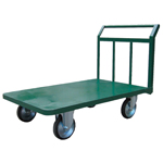 Large Steel Trolley, Single-handle