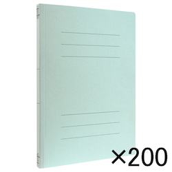 Flat File, EJ A4, Blue, Comes with 200