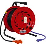 Single-Phase 100 V General Popular Products Big Reel (Extension Cord Type)