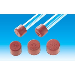 Covering Type Rubber Plug Red TR-12 to 18, 100 Pieces