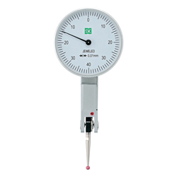 Dial Indicator Measurement Range 0 to 0.8 mm Probe Ruby