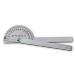 Protractor No.19 With 2 Blades (Includes Main Body, Inspection Report / Calibration Certificate / Product Traceability Diagram)