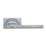 Protractor No.183: Includes Main Body, Inspection Report / Calibration Certificate / Product Traceability Diagram