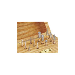 Carbide Cutter, Alloy Cutter Assorted Set (With Wooden Box)