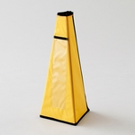 Reversible triangular cone