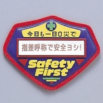 "Three-dimensional Awareness Patch ""Point and Call for Safety."""