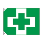 Medical Safety Flag (Medium)