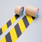 Fluorescent Yellow/Black Anti-Skid Tape