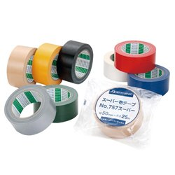 No. 757 Fabric Tape for Packaging