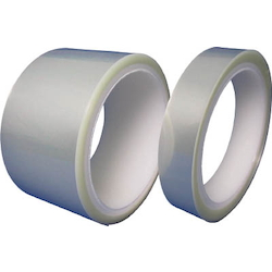 Double-sided tape, transparent type, no substrate