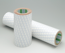 Thin Heat-Resistant Double-Sided Adhesive Tape Containing Substrate No.585
