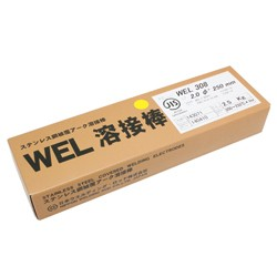 Shielded Metal Arc Welding Steel Rod for Stainless Steel WEL 308