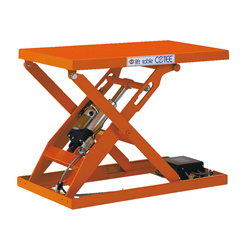 Lift table stopper LT-S type