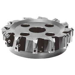F2010 P4G45R Indexable Tool, Cyclone Type Milling Cutter (General Cutting)