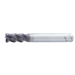 4-Flute Variable Lead-Geometry End Mill With SAFE-LOCK® Groove For Milling Titanium Alloys UVX-TI-4FL-SL