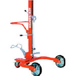 Oil Drum Carrier, Robotter Light, Solid Tire Type