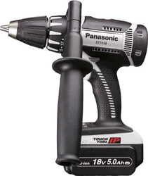 Rechargeable Drill Driver 18 V 5.0 Ah