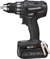Chargeable Drill Driver, 18 V, 3.0 Ah (Black)