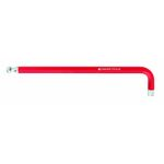 Long Hex Wrench with Ball, Red