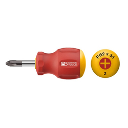 Stubby Phillips Screwdriver PB 8195