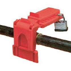 Special Locks: Ball Valve Lockout