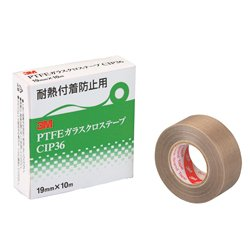 3M PTFE Glass Cloth Tape CIP36