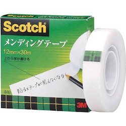 Scotch® Mending Tape, Roll Center Diameter 25 mm (Tape Only)