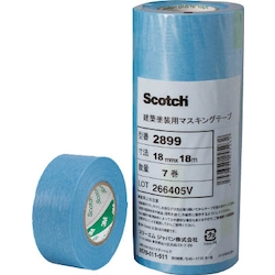 3M Scotch, Masking Tape, 2899 (for Construction Painting)