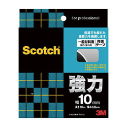 Scotch Extra-Strong Double Sided Tape, General Material-Use