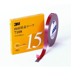3M Double-Sided Adhesive Tape, 2 Rolls