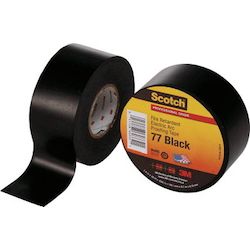 Scotch®, Heat-Resistant, Arc-Resistant Tape 77