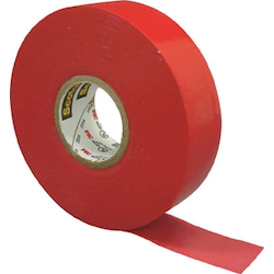 Scotch®, Heat-Resistant, Discoloration-Resistant, Flame-Retardant Vinyl Tape 35