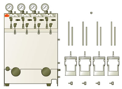 Pressure Unit for CPP Type
