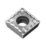 Square-Shape With Hole, Positive 7° SCMT-LU, For Finish Cutting