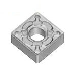Square-Shape With Hole, Negative, SNMG-GU, For Medium Cutting SNMG120408NGUAC6020M
