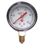 Pressure Gauge, AC High Pressure Side 2.5 MPa