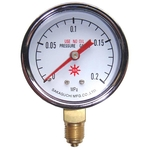 Pressure Gauge, AC Low Pressure Side 0.2 MPa