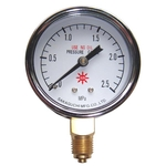 Pressure Gauge, OX Low Pressure Side 2.5 MPa