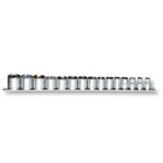 "3/8"" SQ Socket Set (Hex) 12350"