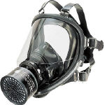 Direct Connect Gas Mask Medium Concentration Type