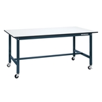 Light Duty Workbench, SEL Type, Mobile, Uniform Load 150 kg