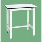 Light Duty Height Adjustable Workbench, Pearl White, Uniform Load (kg) 200, Height (mm) 800–1000