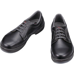 Multi-Functional Lightweight Safety Shoes Wide Resin Front Core Short Shoes Black