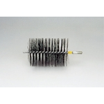 Chimney Pipe Cleaning Brush with Screw Thread