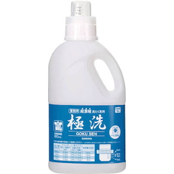 Bottle for Ultra Concentrated Laundry Detergent Super Clean