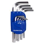 Hex wrench set
