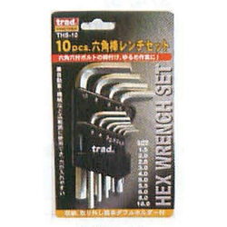 10-Pc. Hex Wrench Set